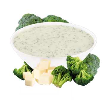 Broccoli and Cheese Soup Mix